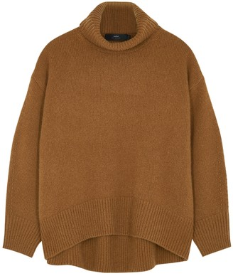 Arch4 World's End Roll-neck Cashmere Jumper