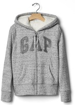 Gap Cozy glitter logo hoodie