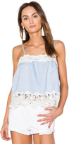 Blank NYC BLANKNYC Lace Cami