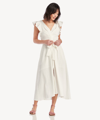 Astr Women's Euphoria Dress In Color: Off White Size XS From Sole Society