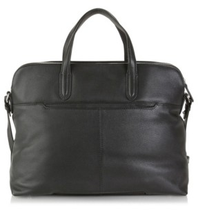 Hadaki Genuine Leather Work Bag