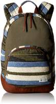 Volcom Junior's School Yard Canvas Backpack