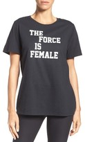 Nike Women's The Force Is Female Tee