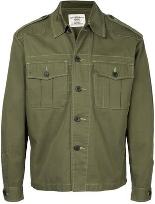 Kent & Curwen Shirt Jacket