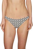 Eberjey Women's Elasticized Blossom Bikini Bottom