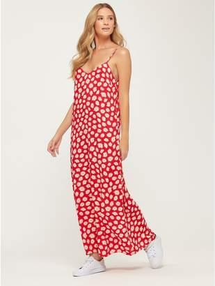 M&Co VILA floral print maxi dress