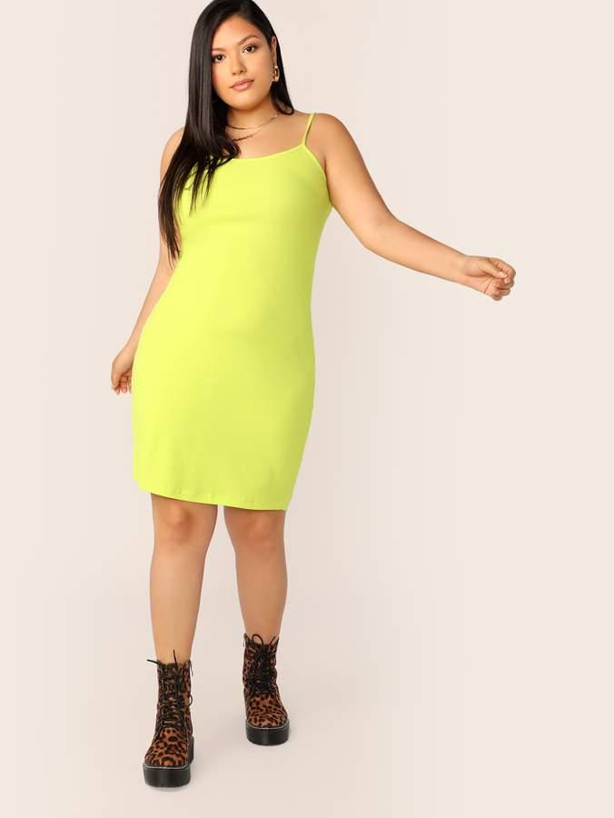 26cb112149 Plus Size Cami Dress - ShopStyle