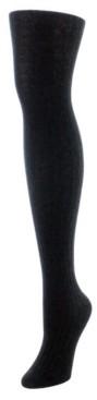 Natori Women's Cashmere Rib Sweater Tights Hosiery