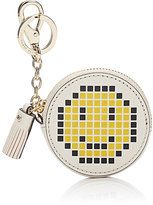 Anya Hindmarch Women's Pixelated Smiley Face Coin Purse