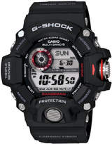 G-Shock Men's Digital Rangeman Black Resin Strap Watch 54x55mm GW9400-1