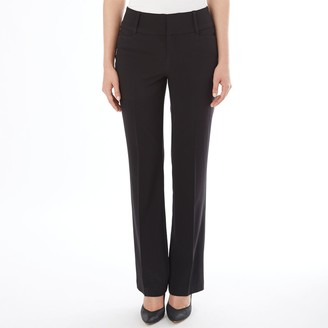 Apt. 9 Petite Magic Waist Tummy Control Bootcut Pants