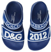 Dolce & Gabbana Jelly Fisherman Sandal