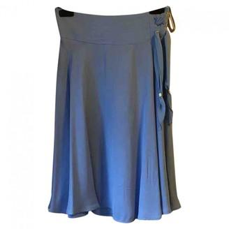 Elisabetta Franchi Turquoise Skirt for Women