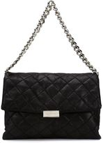 Stella McCartney quilted Becks shoulder bag - women - Polyester/Acetate - One Size