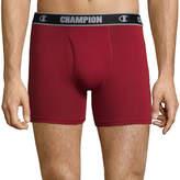 Champion Cotton Performance 3 Pair Boxer Briefs
