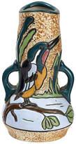 One Kings Lane Vintage Austrian Amphora Vase with Marlin