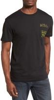 RVCA Men's Chill Pill Pocket Graphic T-Shirt