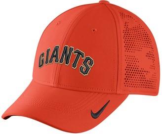 Nike Adult San Francisco Giants Vapor Classic Stretch-Fit Cap