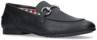 Gucci Kids Jordaan Loafers
