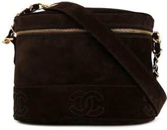 Chanel Pre Owned 1997's Triple CC Chain shoulder bag