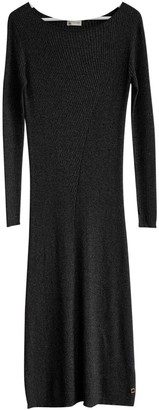 Colombo Grey Cashmere Dress for Women