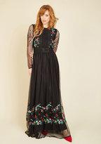 Adore Your Aura Maxi Dress in 16 (UK)