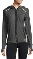New Balance Fleece-Lined Lightweight Track Jacket