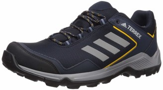 adidas outdoor Women's Terrex EASTRAIL GTX Hiking Boot Carbon/Black/Active Pink 5.5 M US