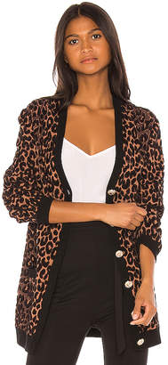 Milly Cheetah Cardigan