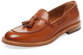 Antonio Maurizi Leather Tassel Loafer