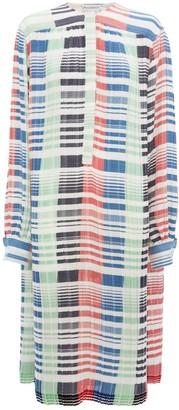 J.W.Anderson Micro Pleat Dress