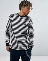 Volcom Kraystone Striped Sweatshirt
