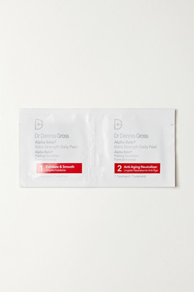 Dr. Dennis Gross Skincare Alpha Beta Extra Strength Daily Peel - Colorless