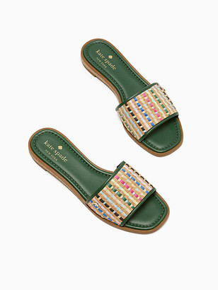 Kate Spade Palm Cove Slide
