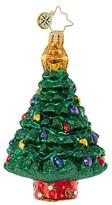 Christopher Radko Star Of The Show Christmas Tree Ornament