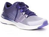 Under Armour Women's Charged Push TR Breathable Mesh Lace Up Training Shoes