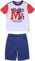 Mirtillo Outfits with shorts
