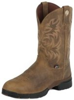 Justin Boots Justin Western Boots Mens Leather George Strait Gaucho GS9010