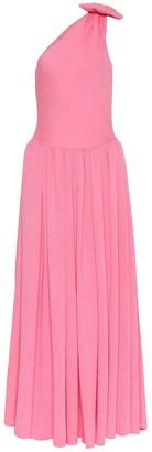 STAUD Exclusive to Mytheresa Sarah crepe maxi dress