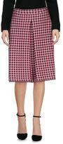 Charlott Knee length skirt