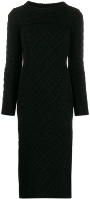 Each X Other knitted midi dress