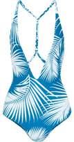 Mikoh Printed Swimsuit