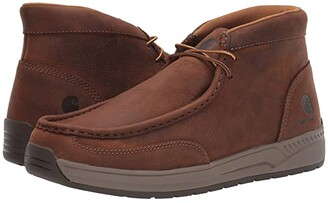 Carhartt 4 Lightweight Wedge Chukka (Brown Oil Tanned Leather) Men's Boots