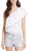 Rebecca Minkoff Women's Rita One-Shoulder Top