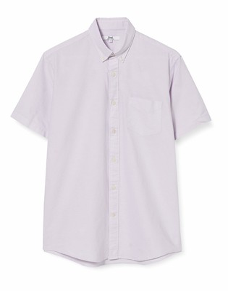 Find. Amazon Brand Men's Short Sleeve Oxford Shirt