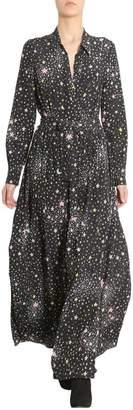 Moschino All-Over Stars Skirt