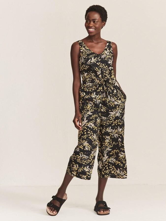 Thumbnail for your product : Fat Face Lauren Mimosa Jumpsuit - Black