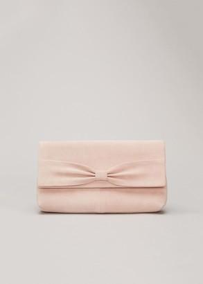 Phase Eight Sim Bow Clutch Bag