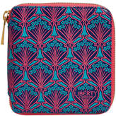 Liberty of London Designs Iphis Small Zip Wallet - Navy