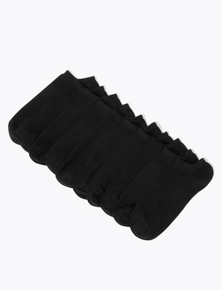 Marks and Spencer 10 Pack Cool & Fresh Trainer Socks